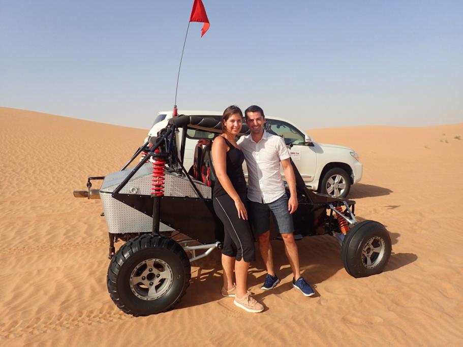 Sand Buggy | Dubai | 10 Must Sees Dubai