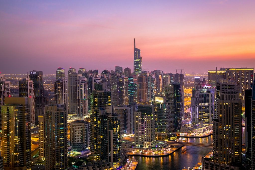Dubai Skyline | Top 10 Must Do's Dubai