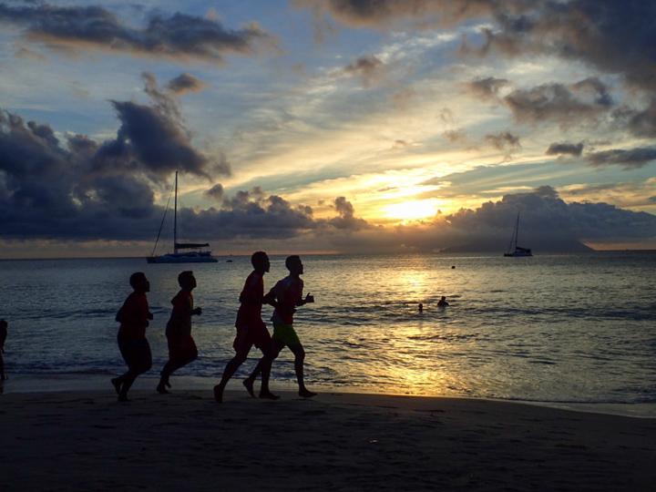 Sunset Beau Vallon Beach | Top 10 Must Sees Seychelles