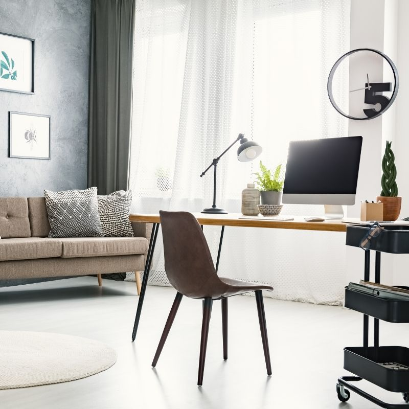 How To Design An Inspiring Home Office On A Budget Source Of Luxury