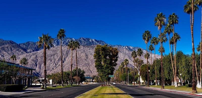 Winter Sun Destinations - Palm Springs
